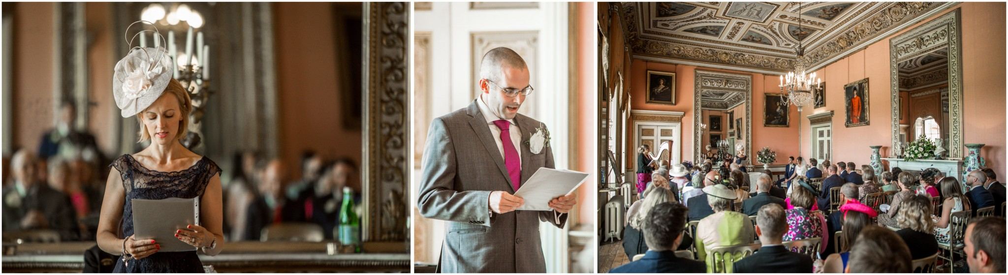 Avington Park Wedding Readings