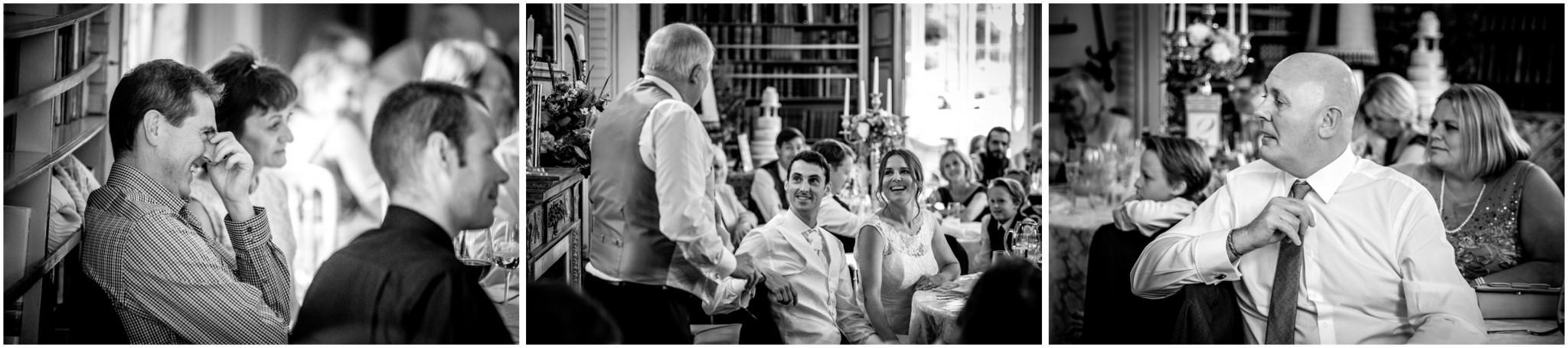 Avington Park Wedding Speech