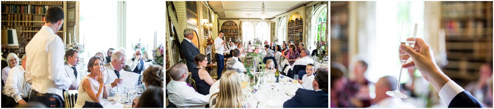 Avington Park Wedding Grooms Speech