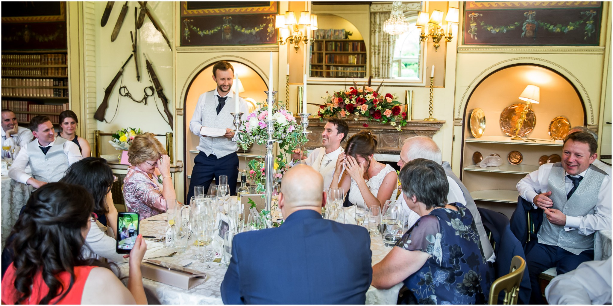 Avington Park Wedding Best Man;s Speech