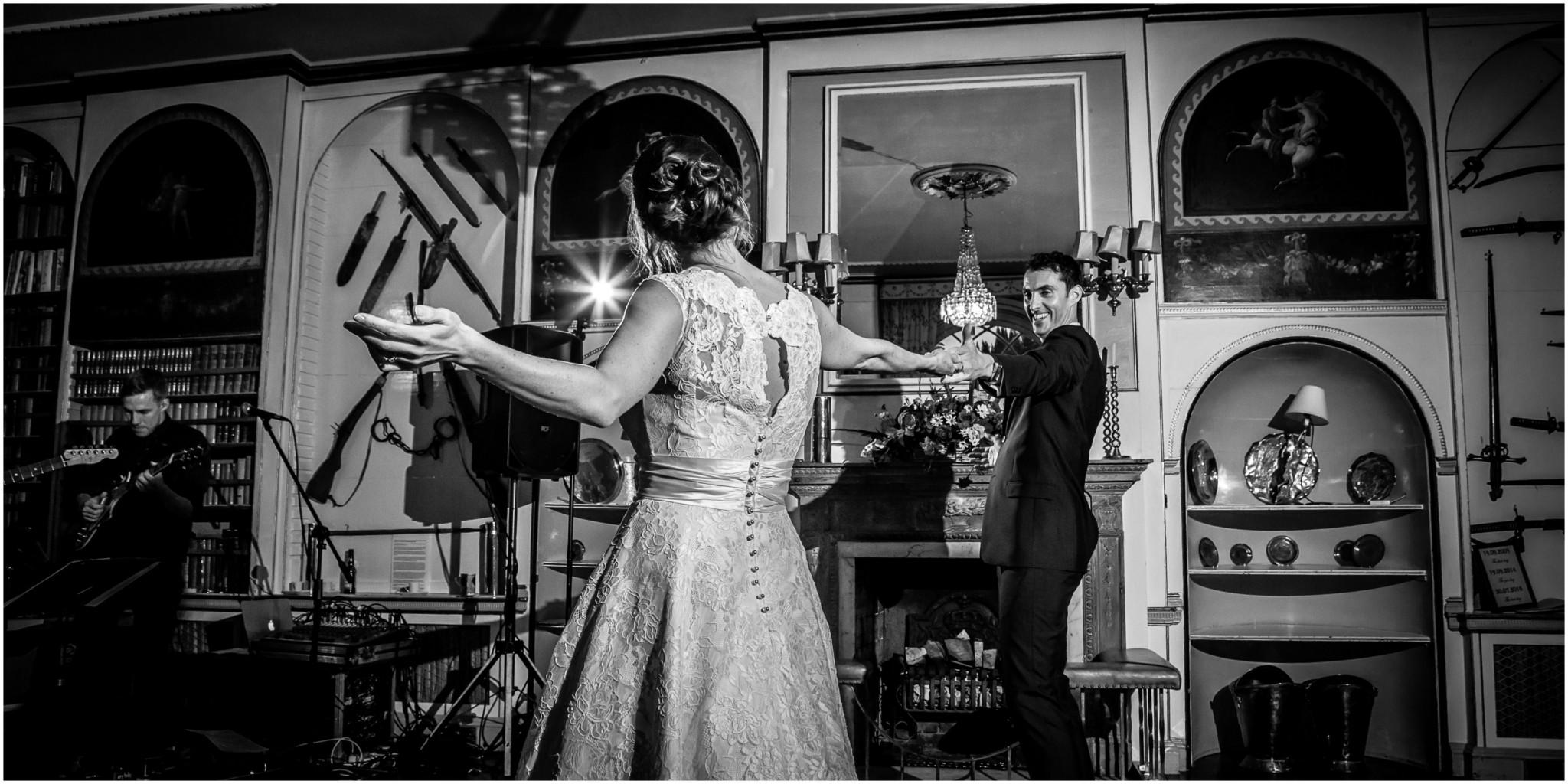 Avington Park Wedding First Dance
