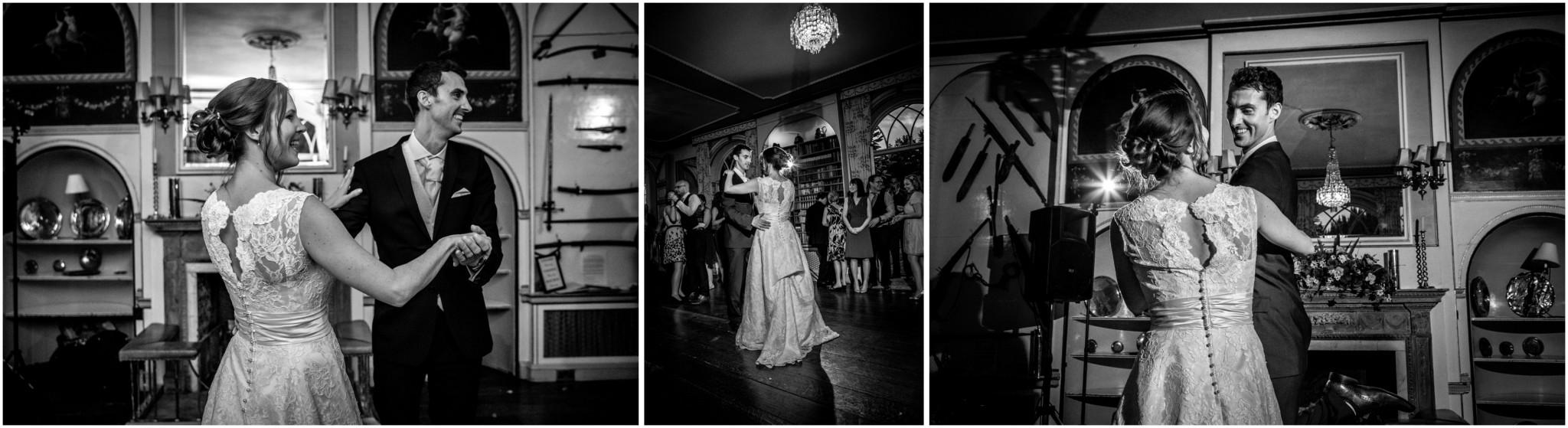 Avington Park Wedding Bride & Groom First Dance